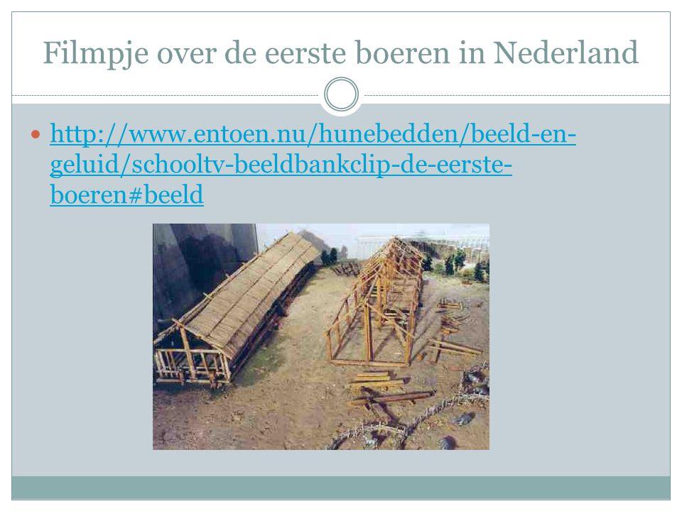Filmpje over de eerste boeren in Nederland