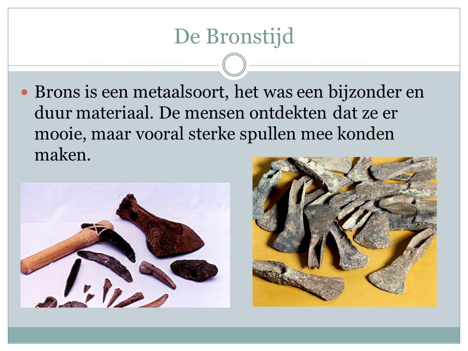 De Bronstijd