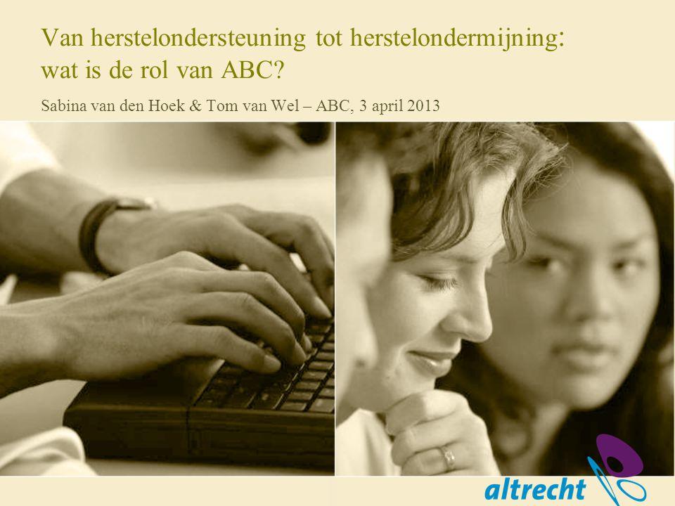 Sabina van den Hoek & Tom van Wel – ABC, 3 april 2013