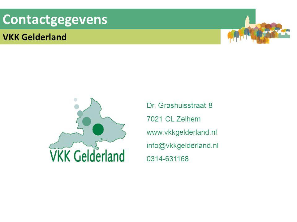 Contactgegevens VKK Gelderland Dr. Grashuisstraat 8 7021 CL Zelhem