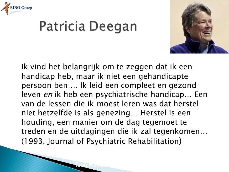 Patricia Deegan