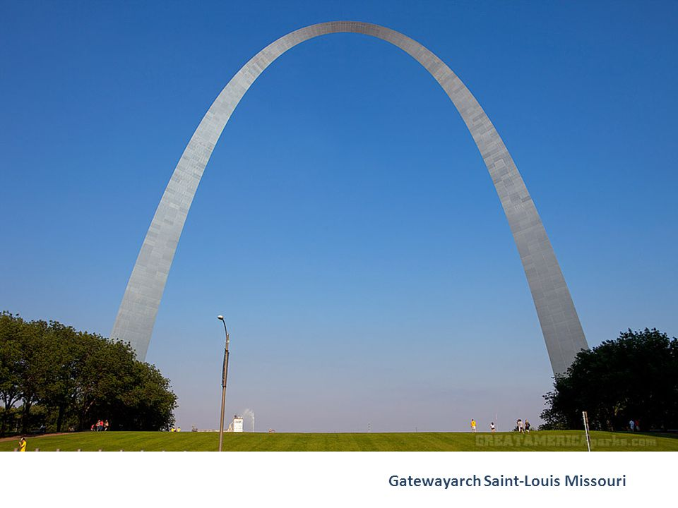 Gatewayarch Saint-Louis Missouri