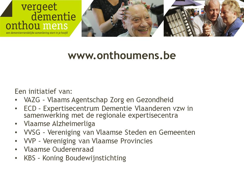 www.onthoumens.be Een initiatief van: