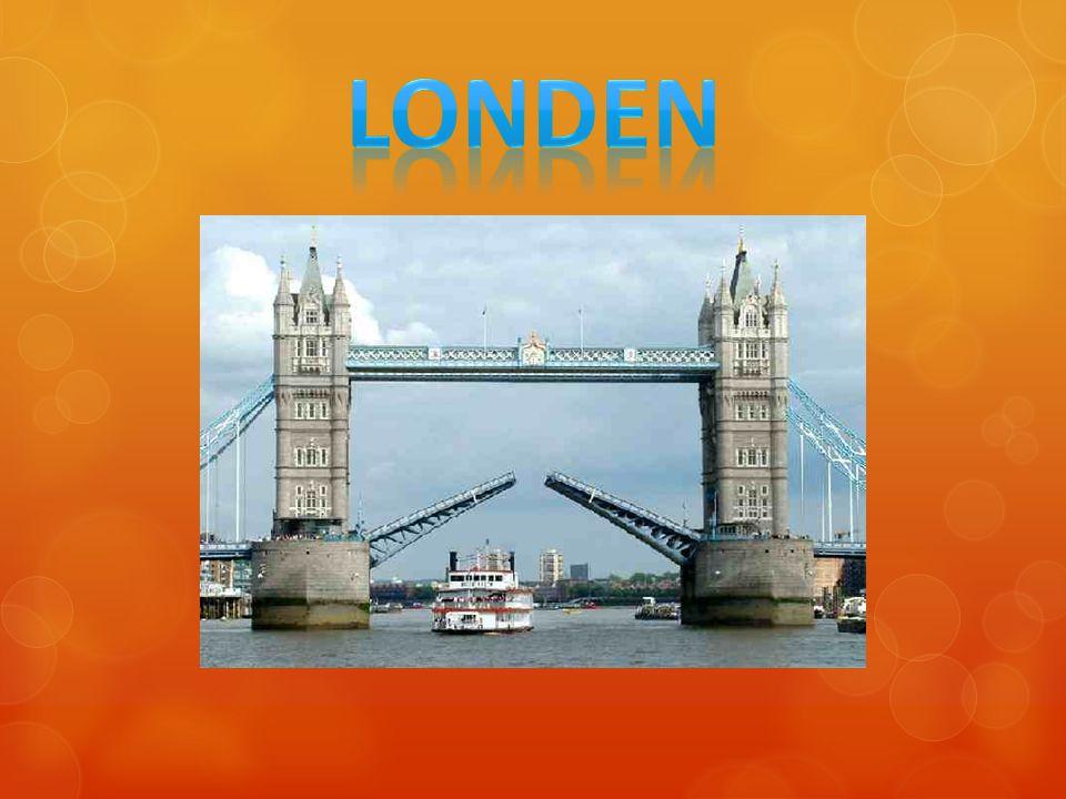 Londen Tim Van Der Stam