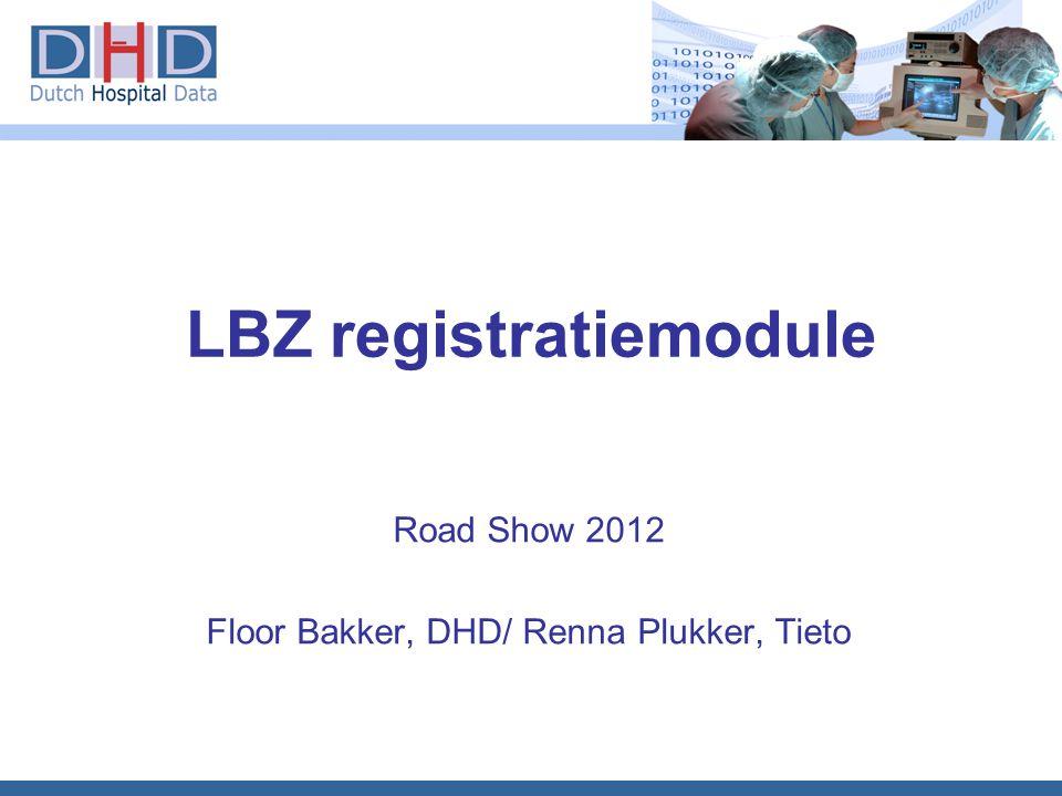 LBZ registratiemodule