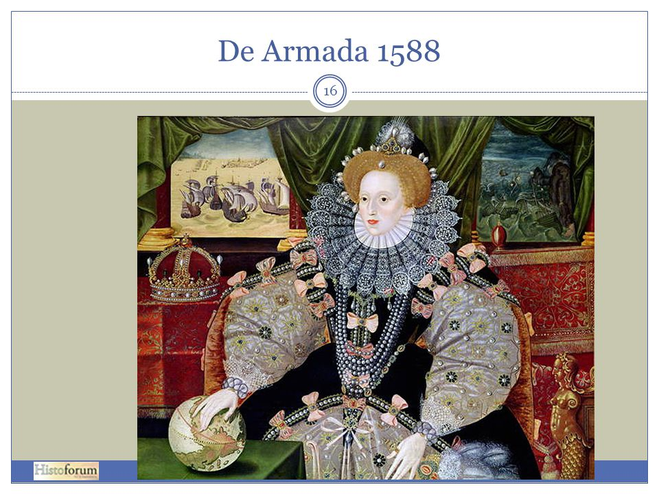 De Armada 1588