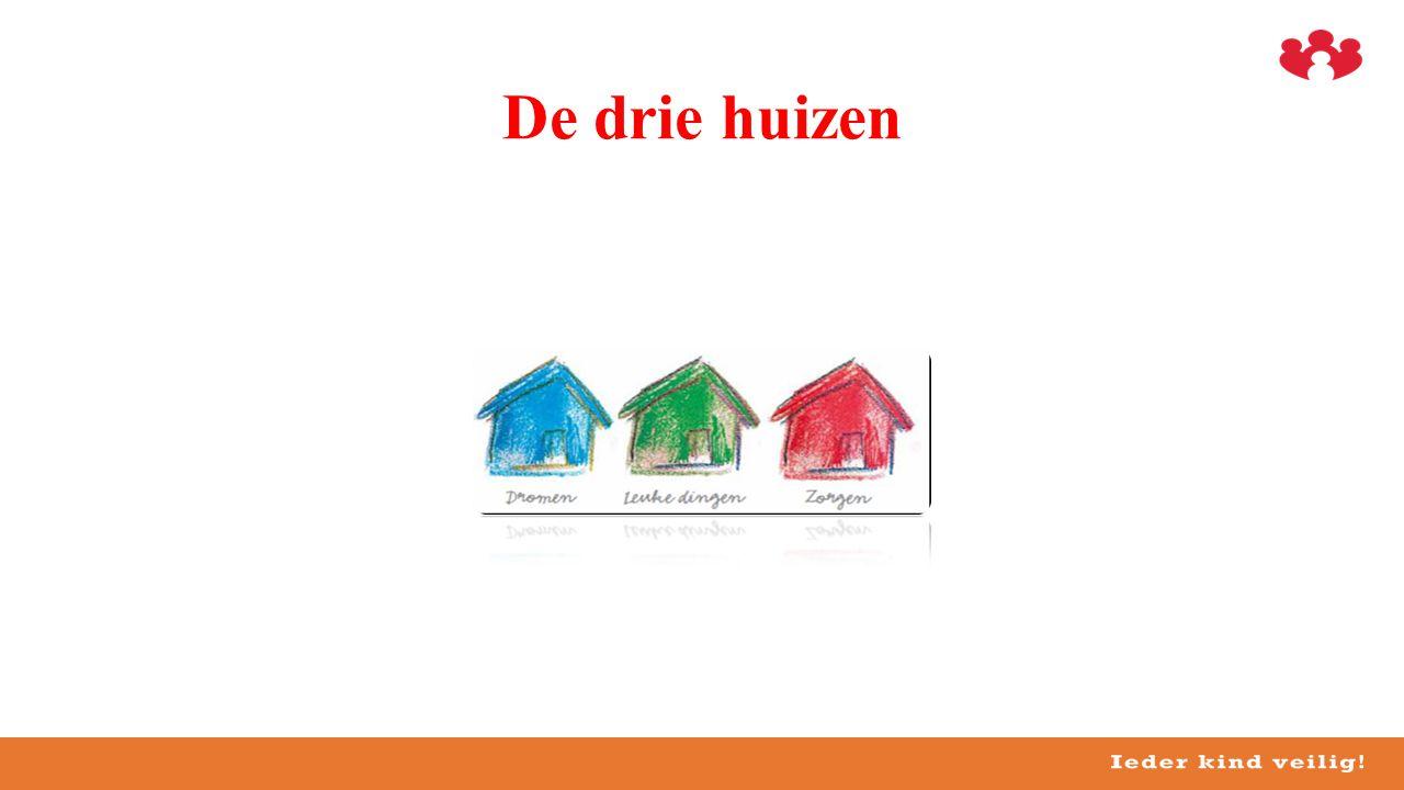 De drie huizen