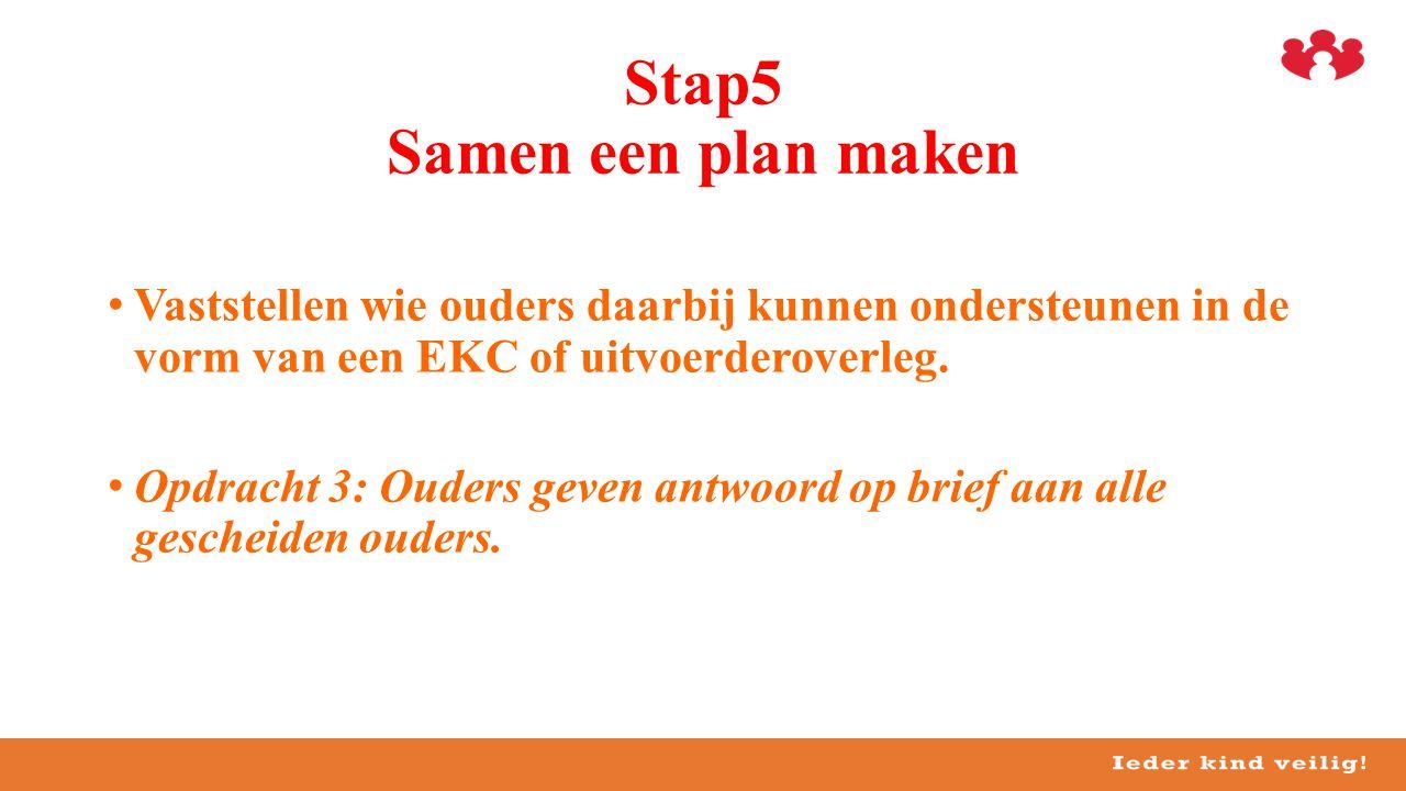 Stap5 Samen een plan maken