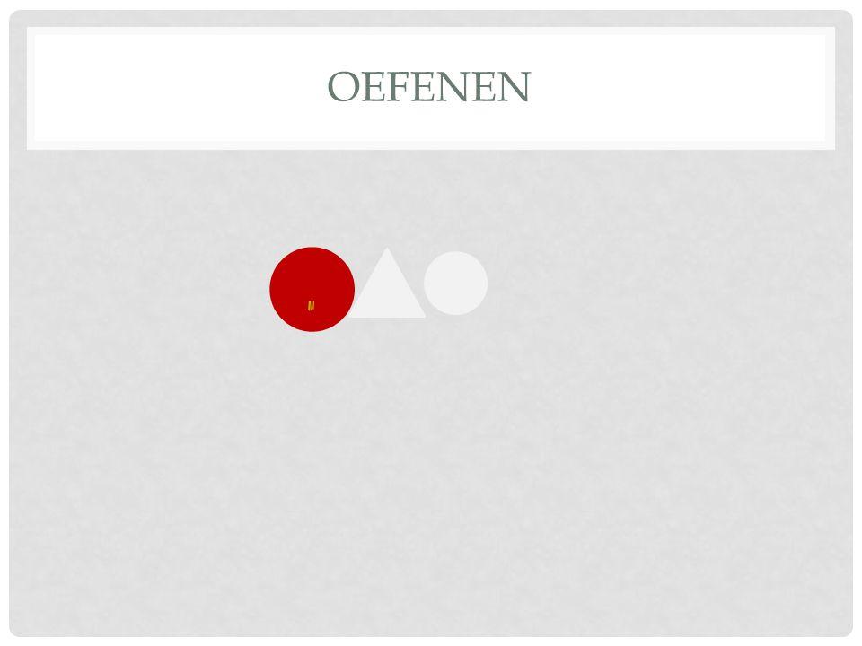 OEFENEN Oefening: Zelfstandige werkwoorden 1 - jufmelis.nl