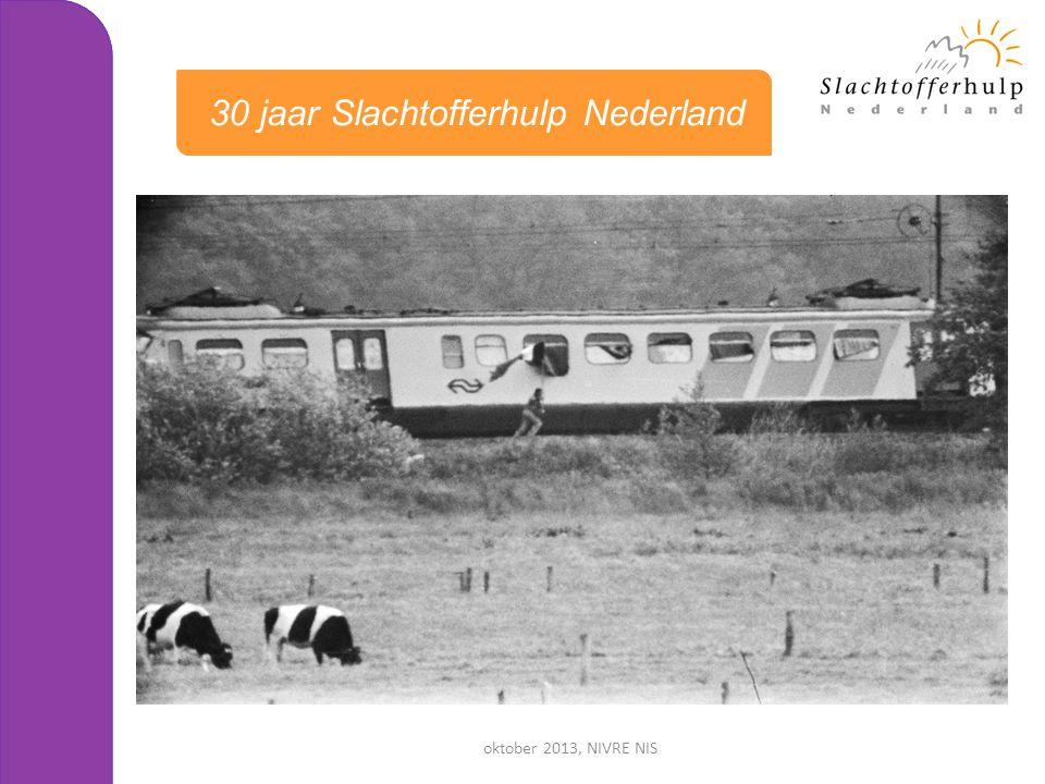 30 jaar Slachtofferhulp Nederland