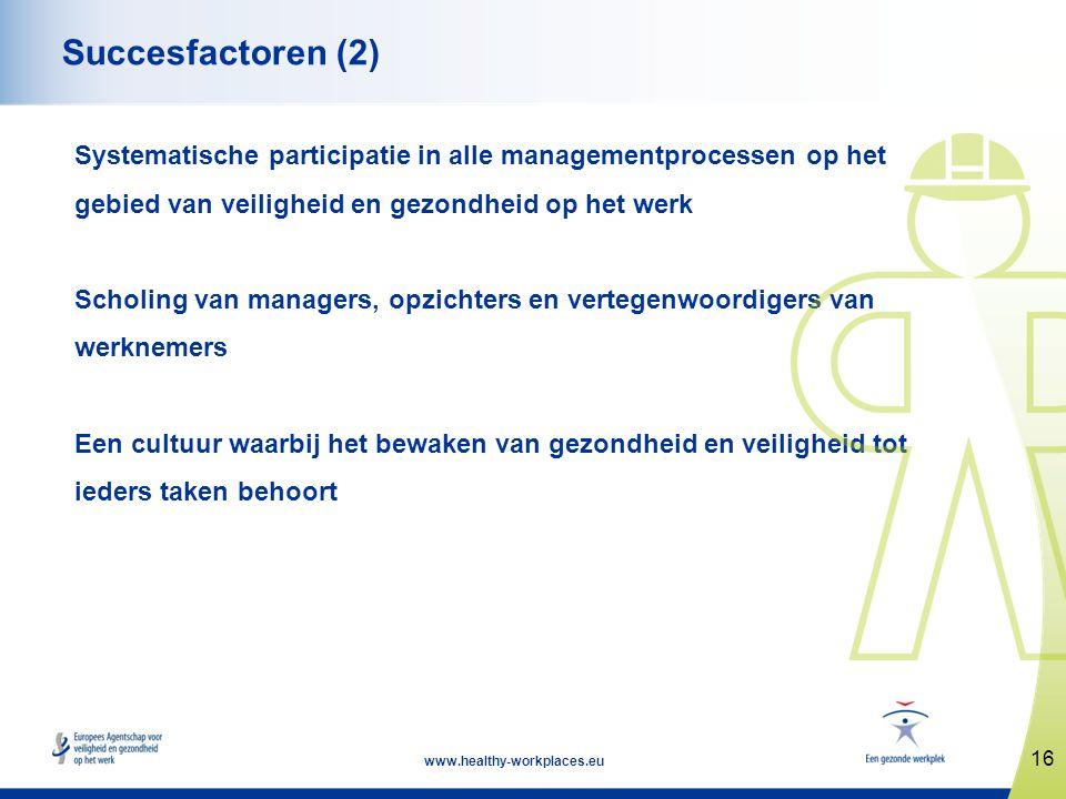 Succesfactoren (2)