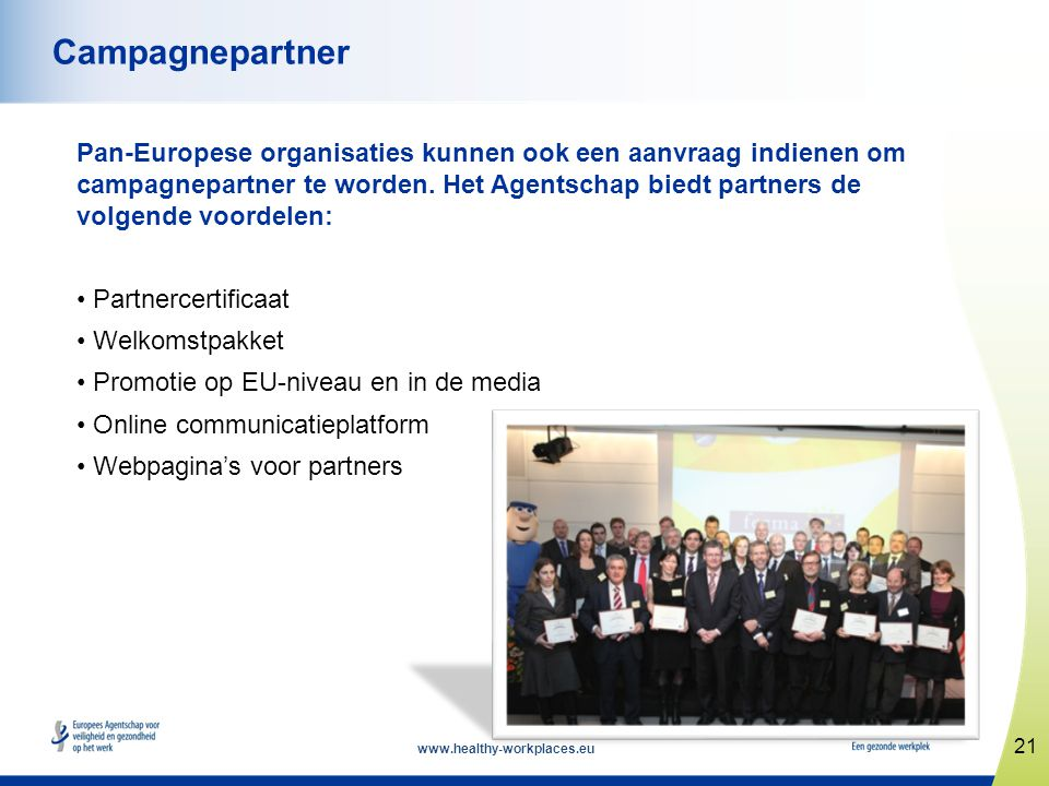 Campagnepartner