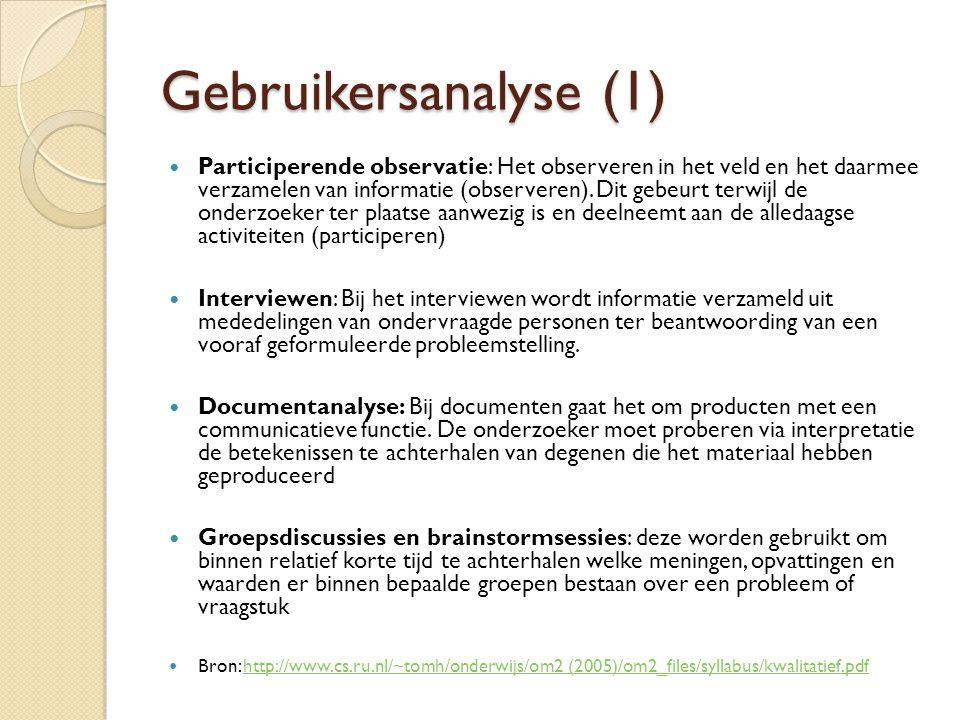 Gebruikersanalyse (1)