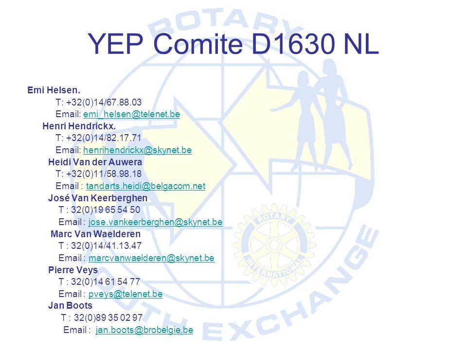 YEP Comite D1630 NL Emi Helsen. T: +32(0)14/67.88.03