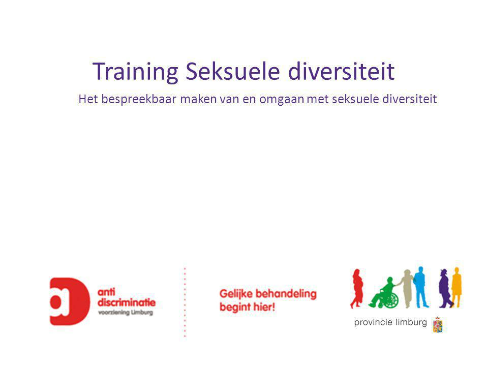 Training Seksuele diversiteit