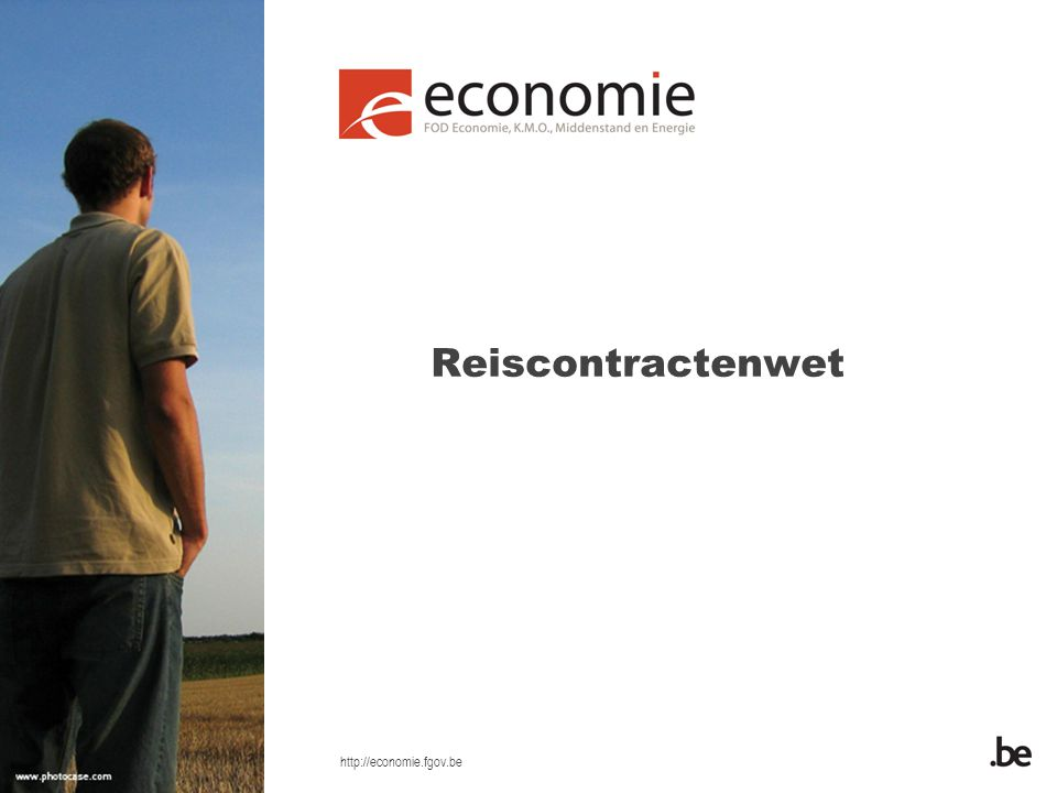 Reiscontractenwet http://economie.fgov.be