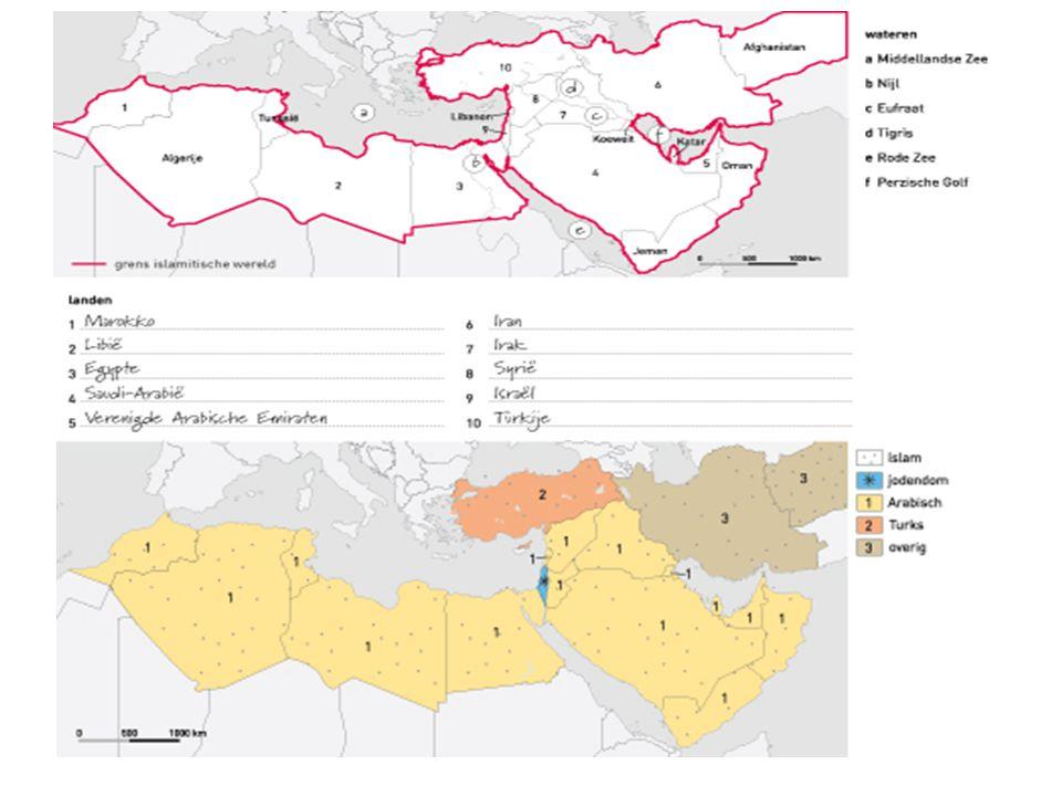 Europa Islamitische wereld Noord-Amerika Oost-Azië Zuidoost-Azië Latijns Amerika Zwart Afrika
