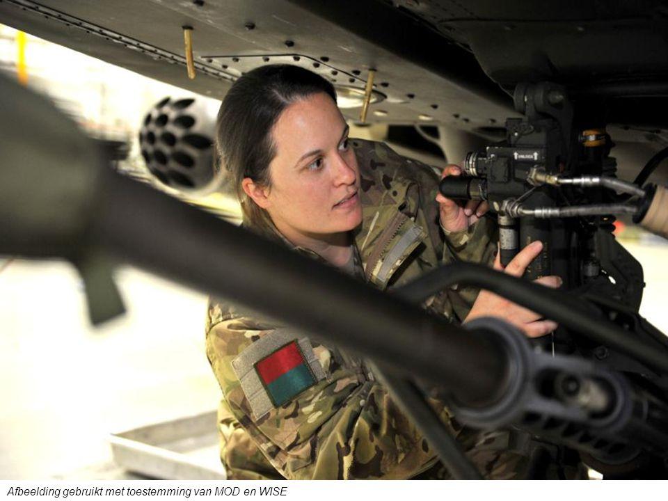 Charlotte Joyce. Luchtvaartingenieur