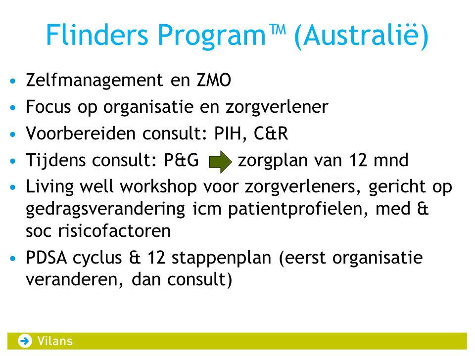 Flinders Program™ (Australië)