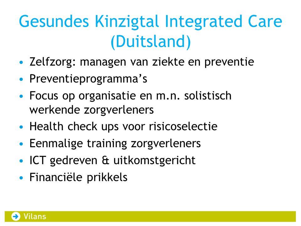 Gesundes Kinzigtal Integrated Care (Duitsland)