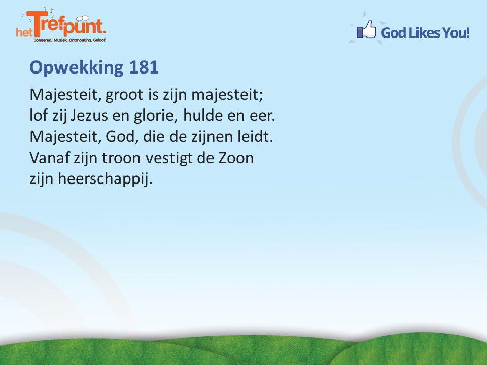 Opwekking 181
