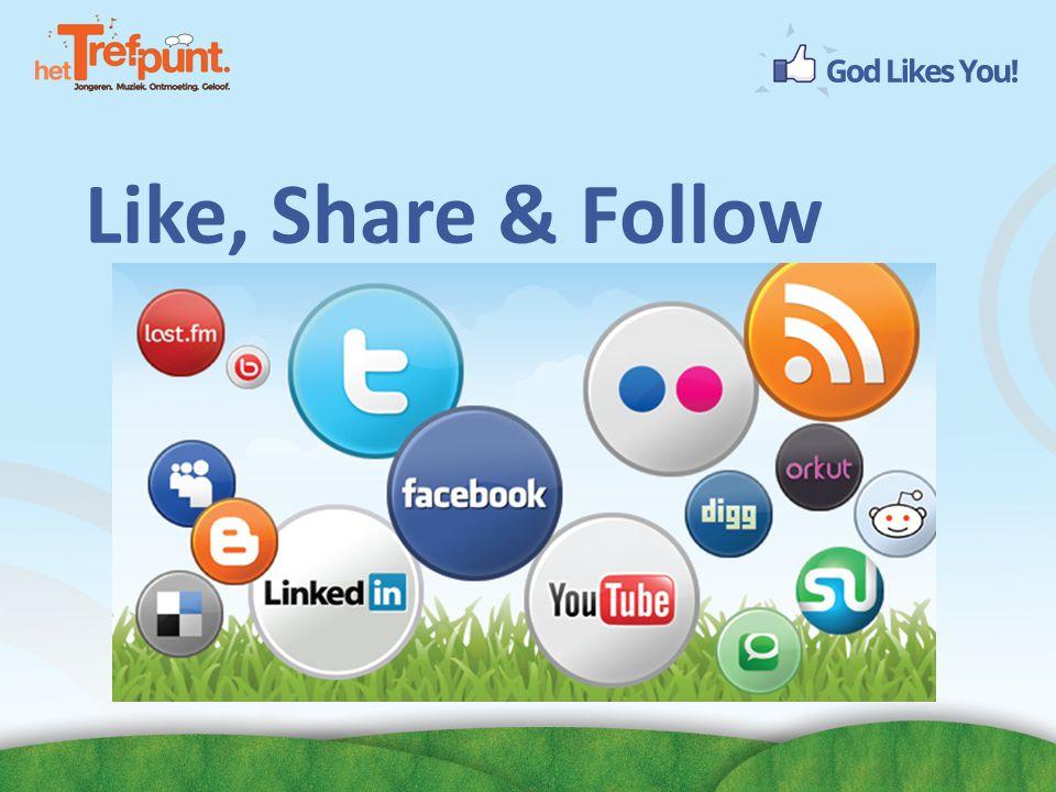 Like, Share & Follow