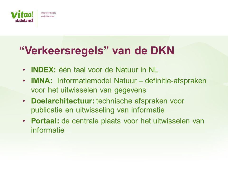 Verkeersregels van de DKN