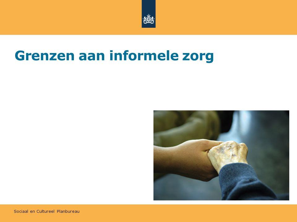 Grenzen aan informele zorg
