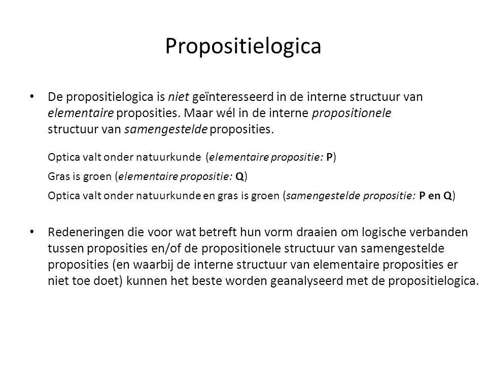 Propositielogica