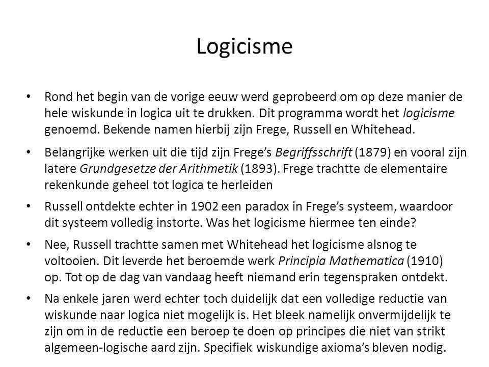 Logicisme