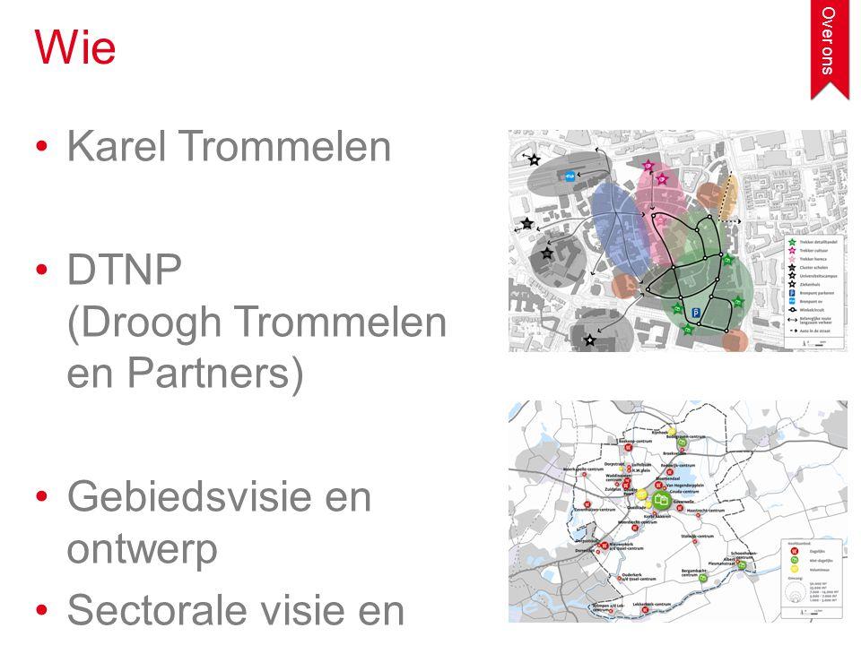 Wie Karel Trommelen DTNP (Droogh Trommelen en Partners)