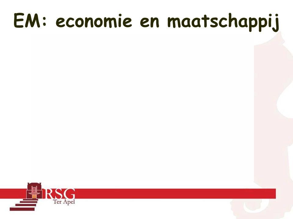 EM: economie en maatschappij