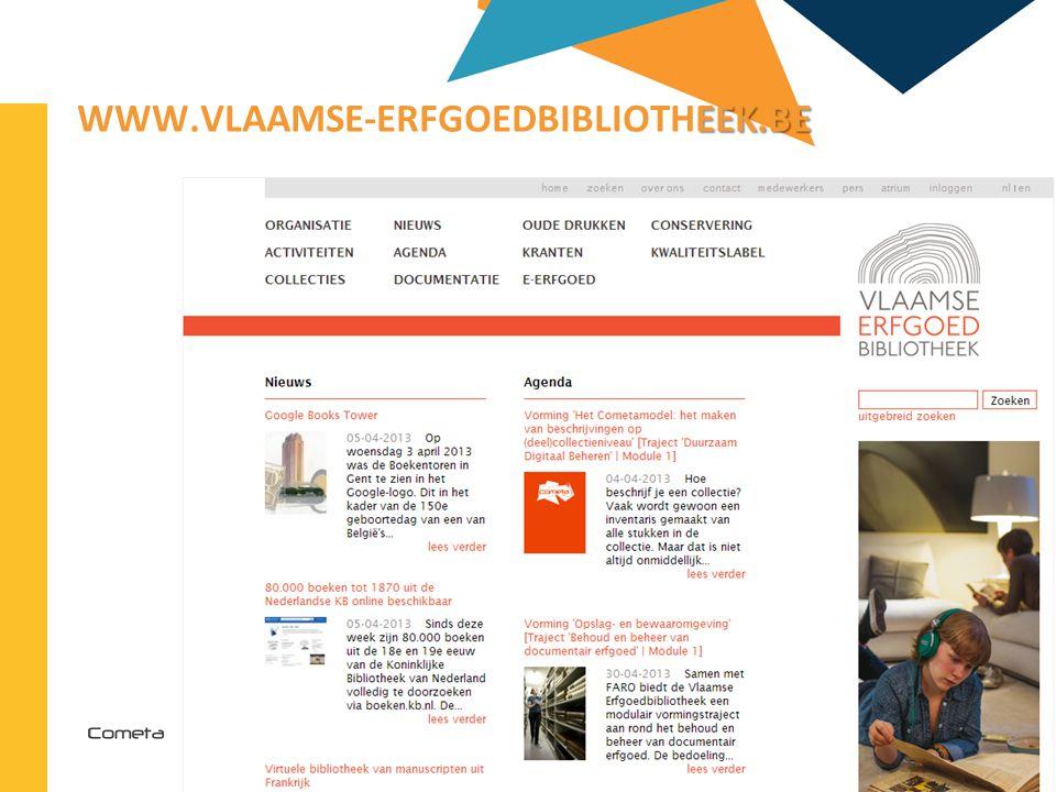 www.vlaamse-erfgoedbibliotheek.be