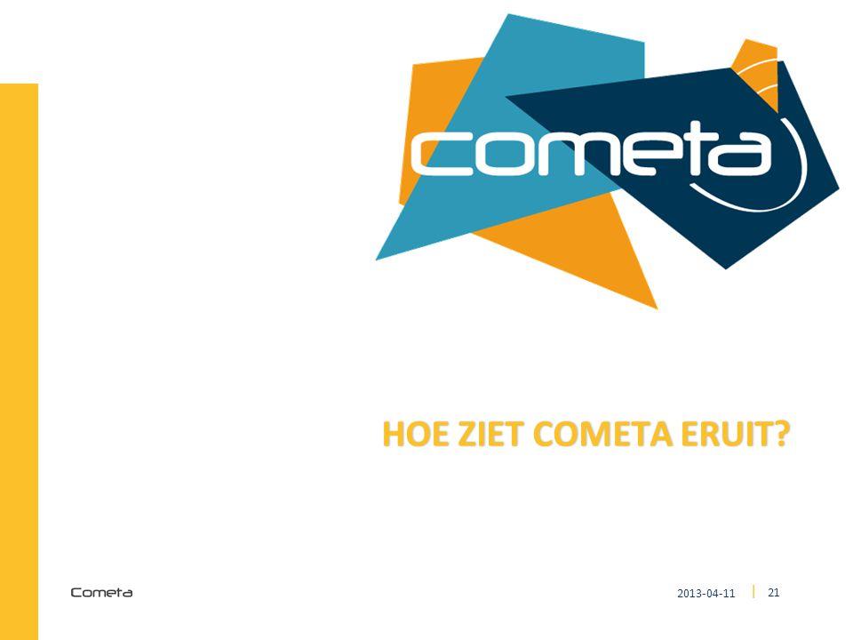 Hoe ziet Cometa eruit