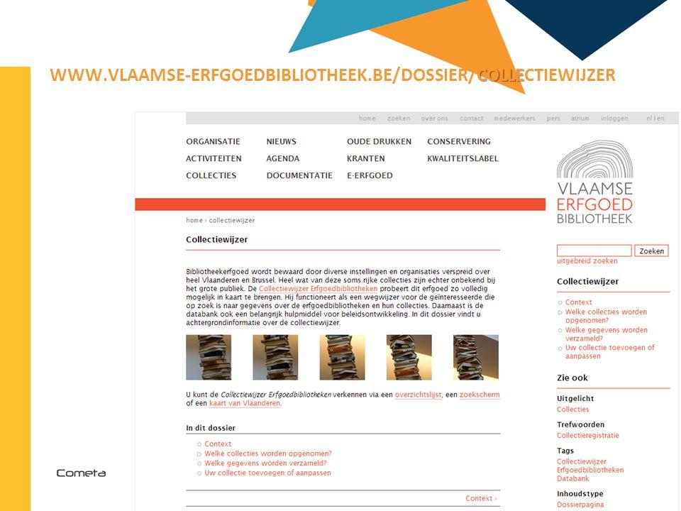 www.vlaamse-erfgoedbibliotheek.be/dossier/collectiewijzer
