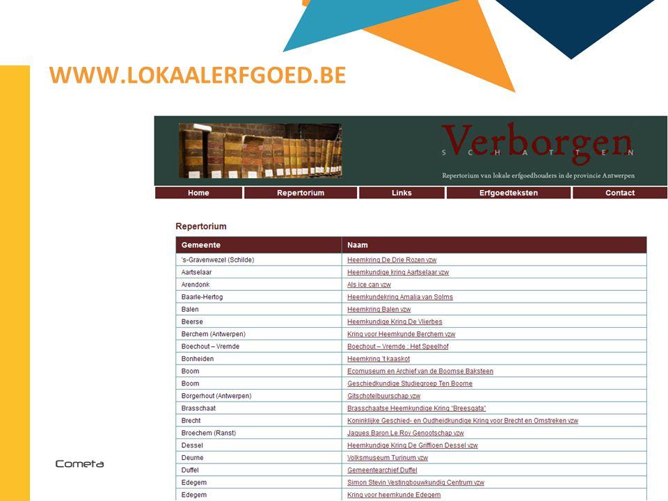 www.lokaalerfgoed.be