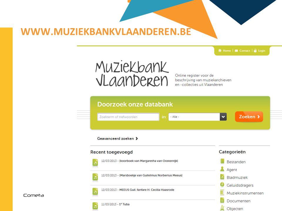 www.muziekbankvlaanderen.be