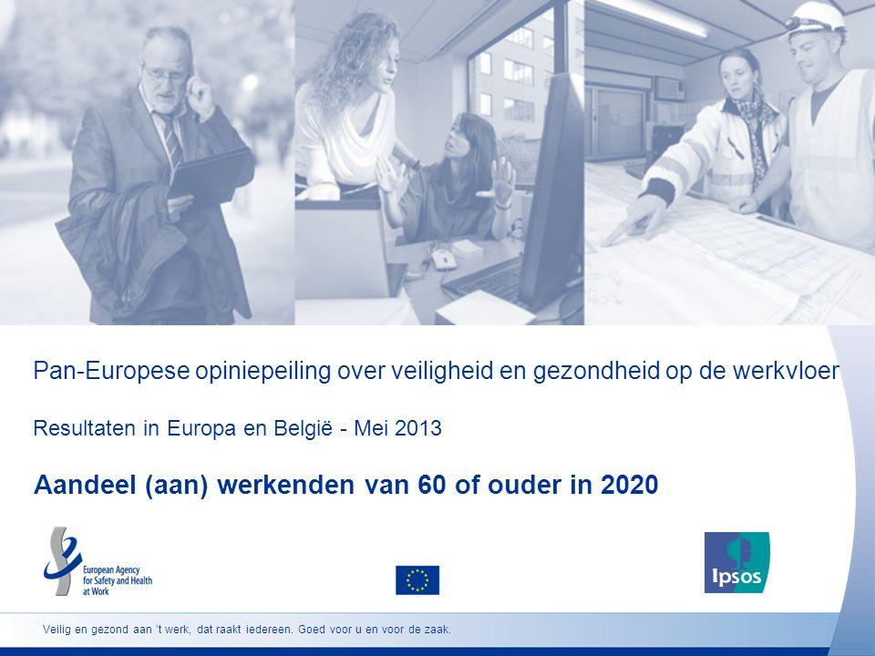 Resultaten in Europa en België - Mei 2013