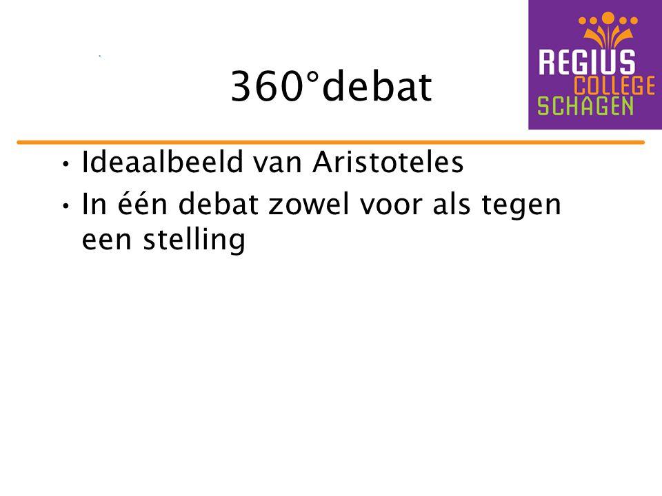 360°debat Ideaalbeeld van Aristoteles