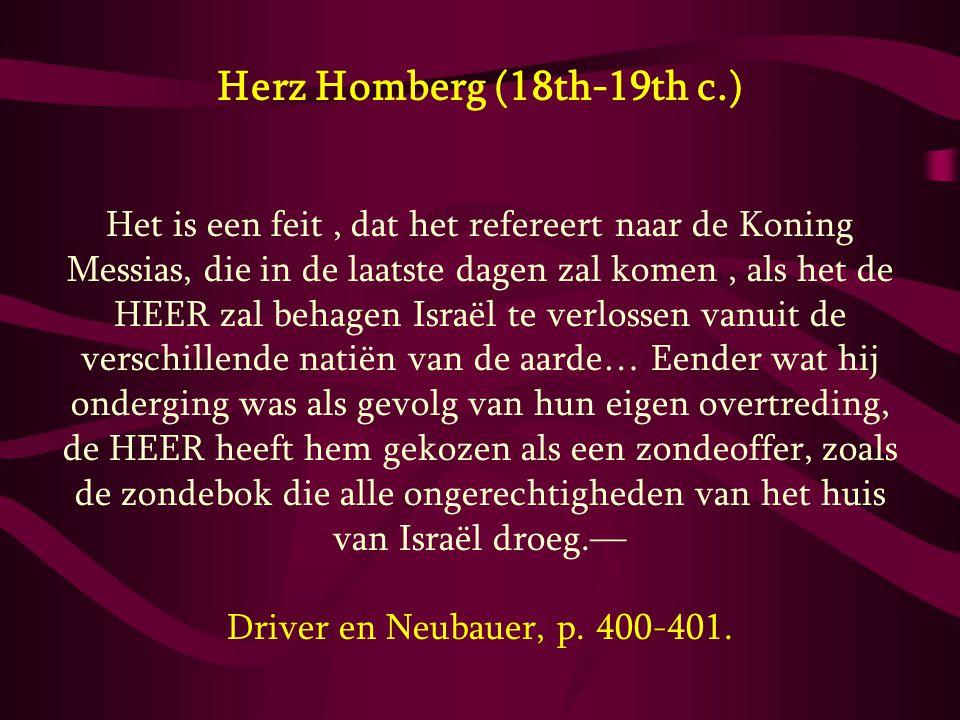 Herz Homberg (18th-19th c.)