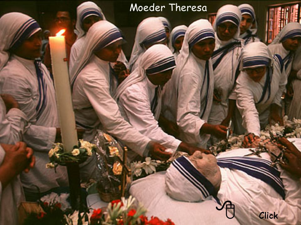 Moeder Theresa 8 Click