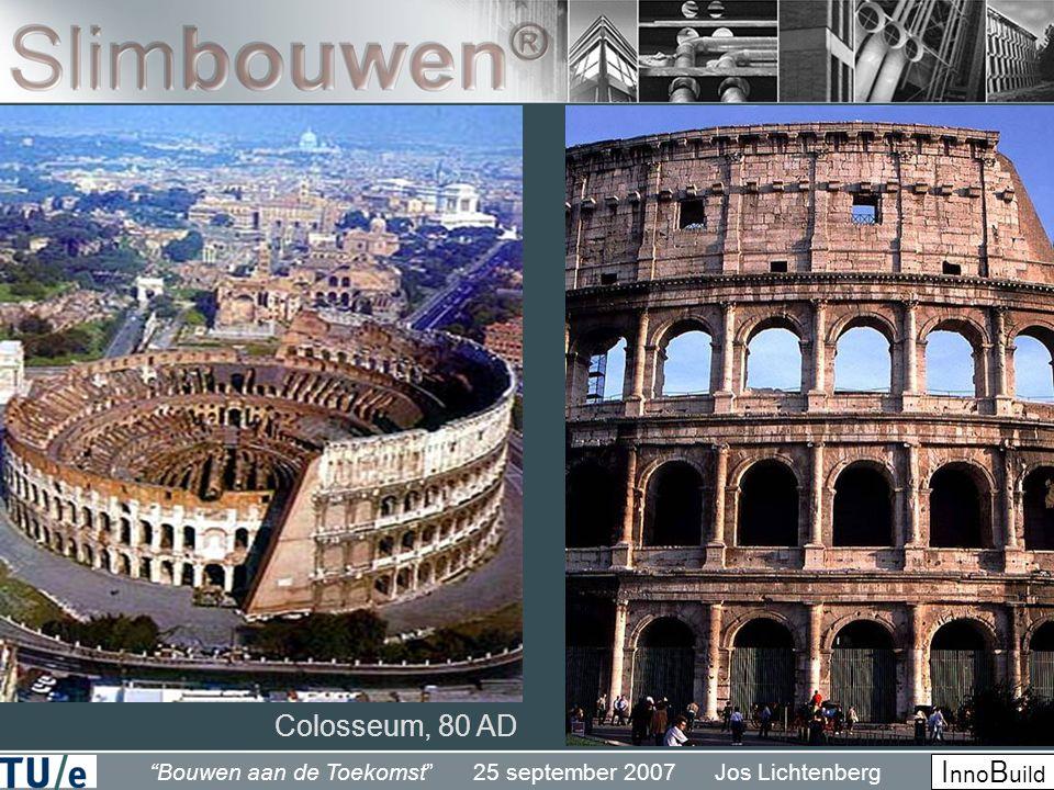 Colosseum, 80 AD