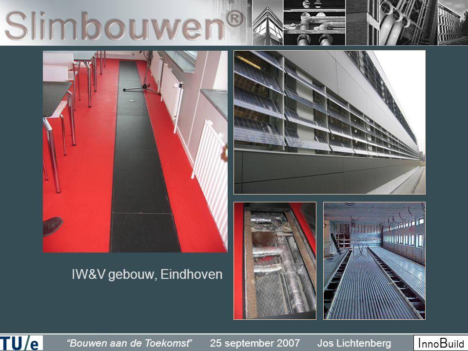 IW&V gebouw, Eindhoven