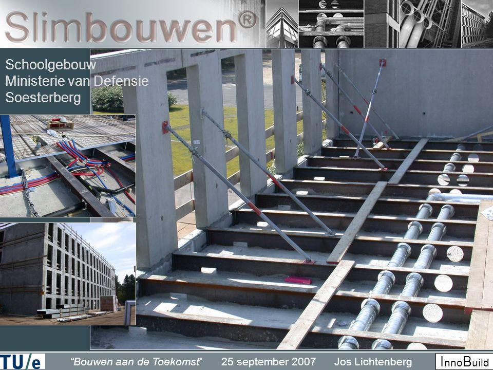 Schoolgebouw Ministerie van Defensie Soesterberg