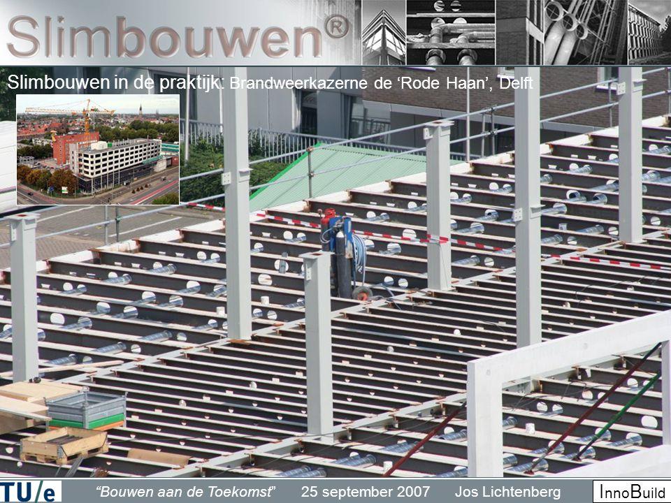 Slimbouwen in de praktijk: Brandweerkazerne de 'Rode Haan', Delft