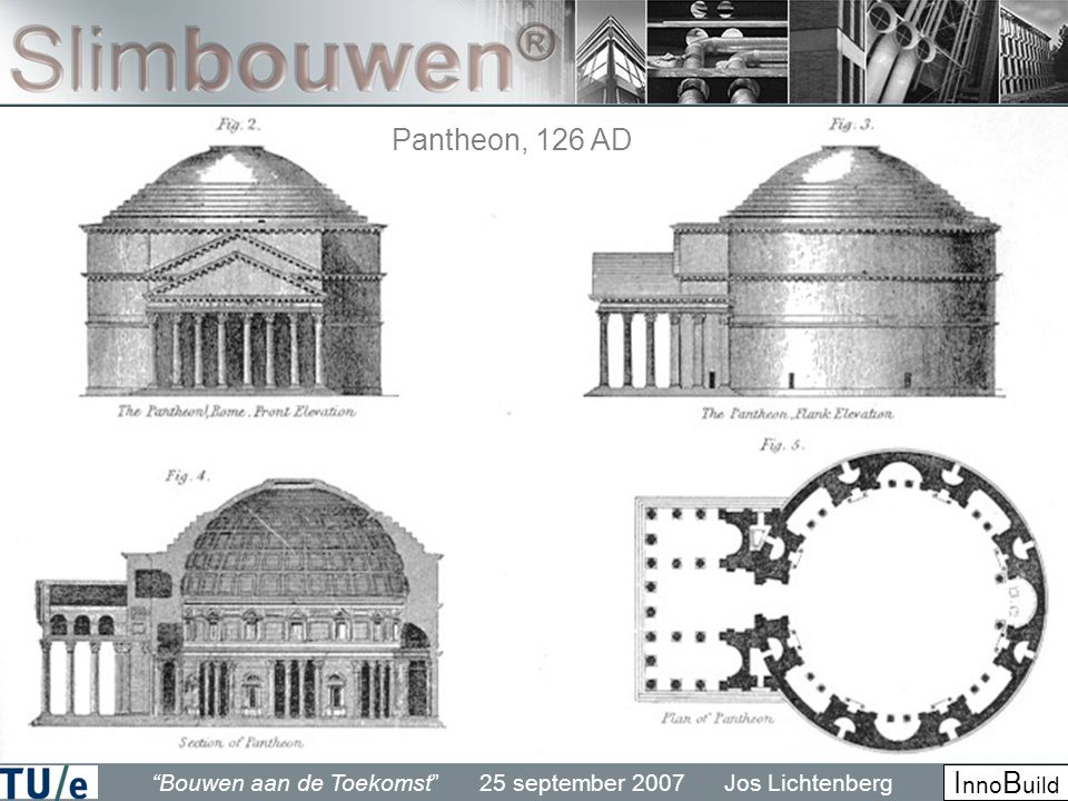 Pantheon, 126 AD