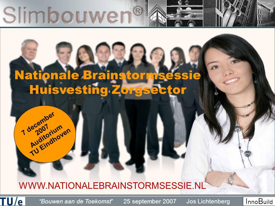Nationale Brainstormsessie Huisvesting Zorgsector