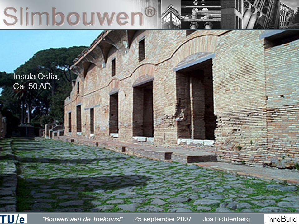 Insula Ostia, Ca. 50 AD