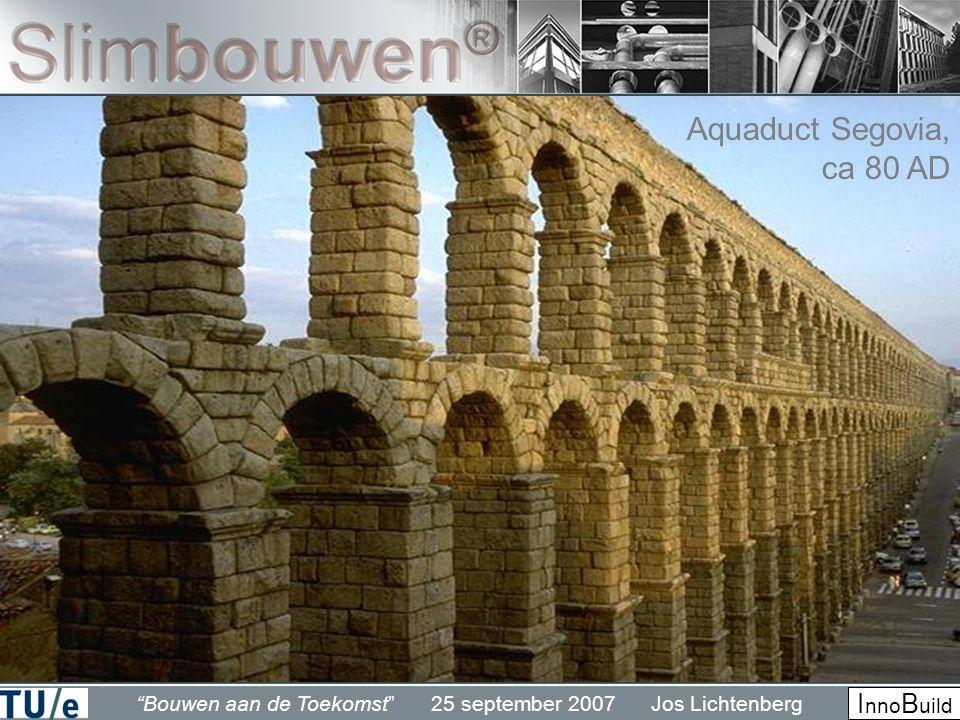 Aquaduct Segovia, ca 80 AD