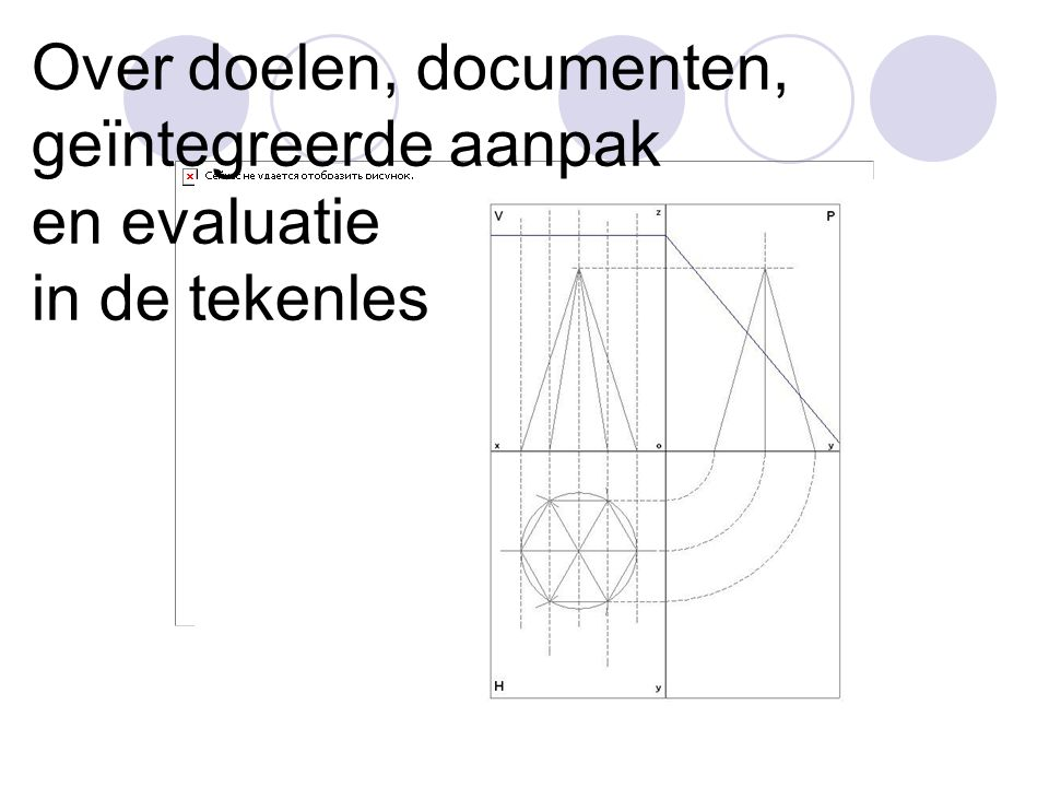 Over doelen, documenten,